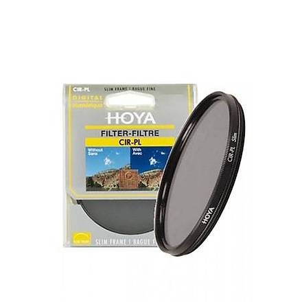 Hoya 52mm Slim Circular Polarize Filtre