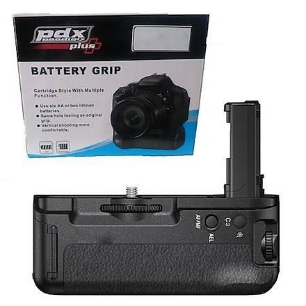Sony A7s 2 II PDX Battery Grip ( Çift Batarya Kullanma )