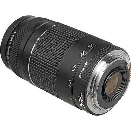 Canon EF 75-300mm f/4-5.6 III Lens Eurasia Garantili