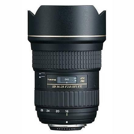 Tokina 16-28mm 2.8 AT-X Pro FX Zoom Lens Nikon Uyumlu