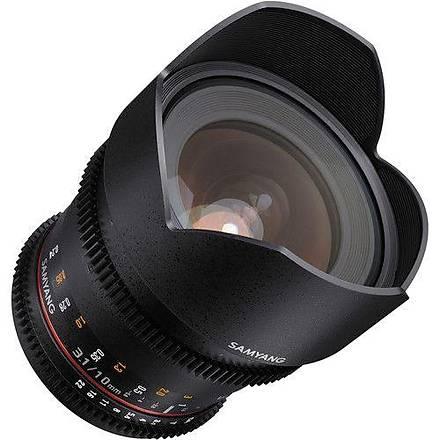 Samyang 10mm T3.1 APS-C VDSLR Sony A Uyumlu Lens