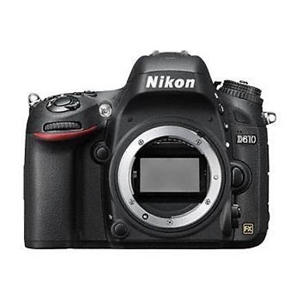 Nikon D610 Body Fotoðraf Makinesi Karfo Karacasulu Garantili