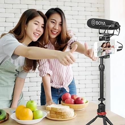 Boya BY-BM2021 Süper Cardioid Shotgun Mikrofon