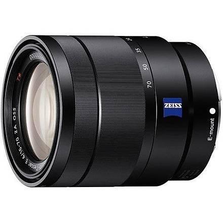 Sony Carl Zeiss SEL16-70mm f/4 Lens