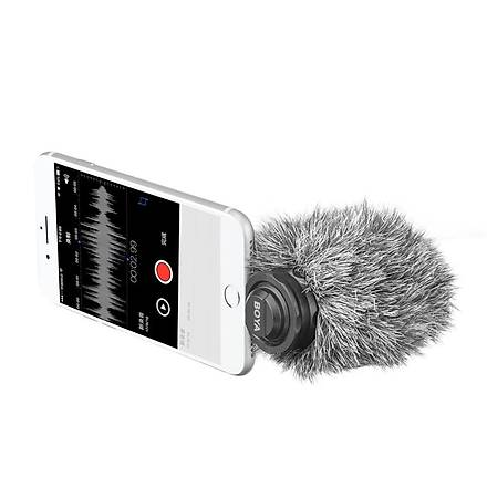Boya BY-DM200 Iphone Lightning Telefon Mikrofonu