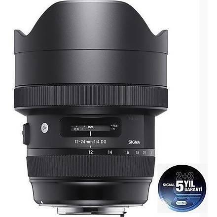Sigma 12-24mm f/4 DG HSM ART Canon