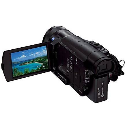 Sony FDR-AX100 4K El Kamerasý