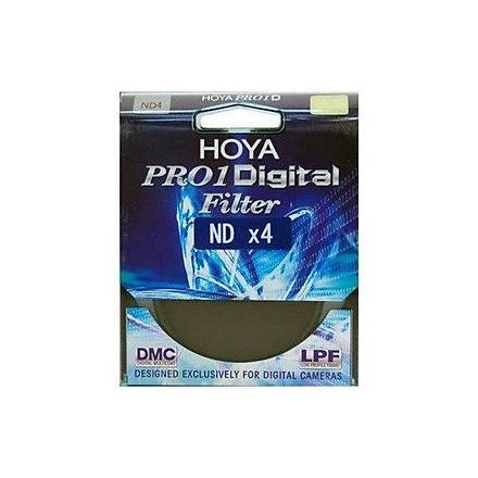 Hoya 67mm Pro1 Digital NDx4 Filtre (2 Stop)