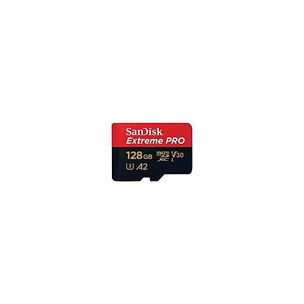 Sandisk Extreme PRO 128GB MicroSDXC UHS-1 A2 170MB/s SDSQXCY-128G-GN6MA