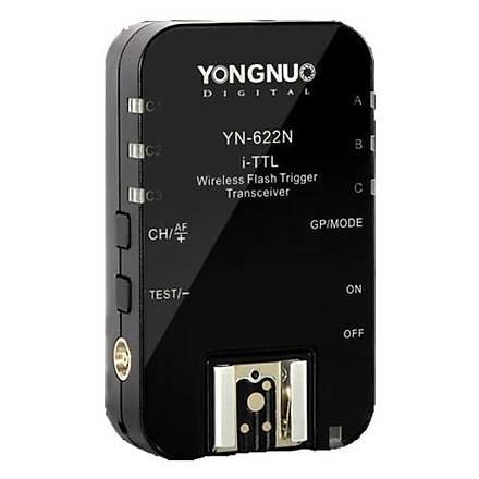 Yongnuo YN 622 N II Nikon Uyumlu TTL Flaþ Tetikleyici (1 Adet)