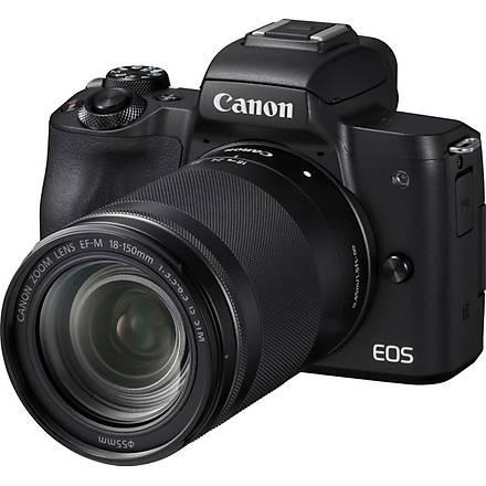 Canon EOS M50 18-150mm Lens