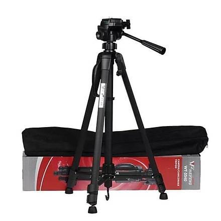 Weifeng 160cm Pro Plus 3540 Tripod Canon Nikon DSLR Cep Telefonu