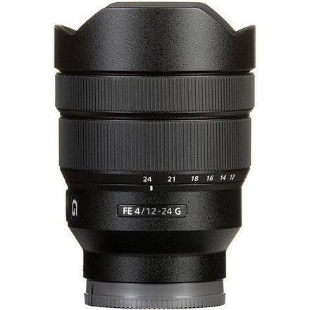 Sony FE 12-24mm f / 4 G Objektif