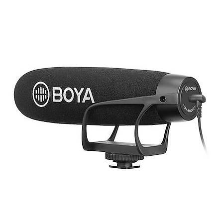 Boya BY-BM2021 Bilgisayar Uyumlu Prof. Shotgun Mikrofon