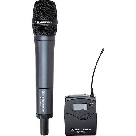 Sennheiser EW-135P G4 El Tipi Telsiz Mikrofon Seti