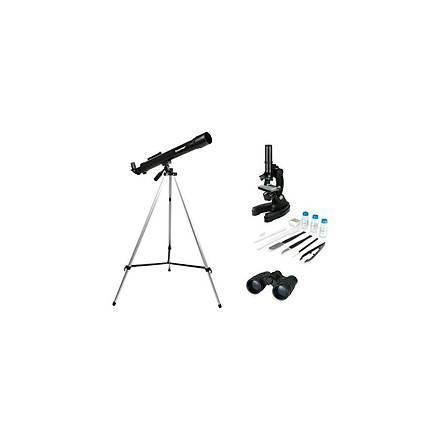 Celestron Teleskop, Dürbün Ve Mikroskop Seti? 22010