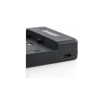 Sanger Sony NP-FZ100 Batarya Uyumlu Ýkili USB Þarj Cihazý