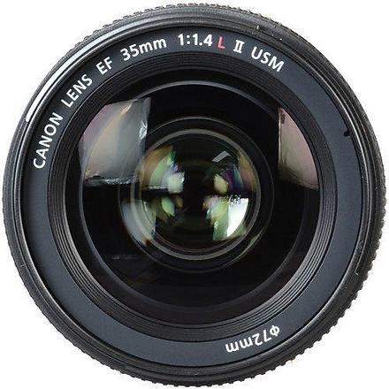 Canon EF 35mm f/1.4L II USM Lens Distribütör Garantili