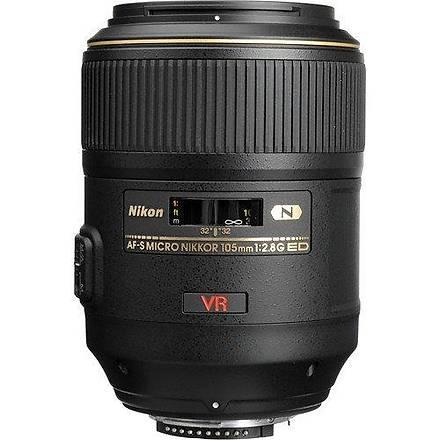 Nikon AF-S 105mm f/2.8G IF-ED VR Micro Lens