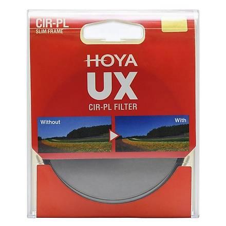 Hoya 55mm CPL (Circular Polarize) UX Slim Filtre