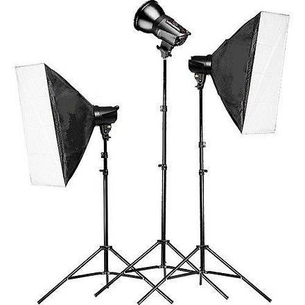 Tolifo Flashlight 400 Paraflaþ Üçlü Set