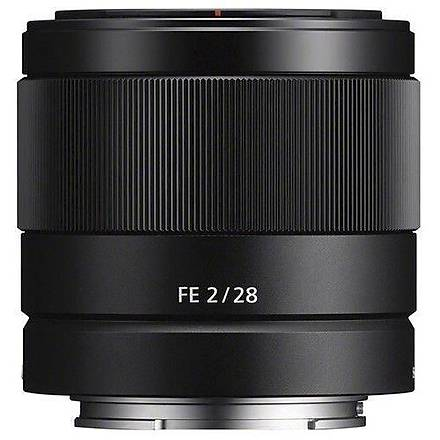 Sony SEL 28mm F2 FE Lens