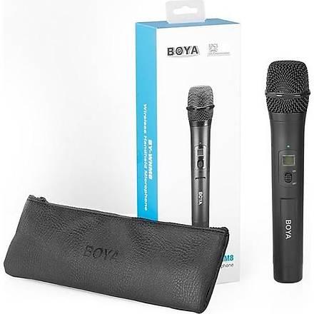 Boya BY-WHM8 Kablosuz Dinamik El Mikrofonu