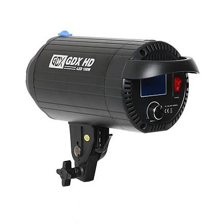 Gdx HD-LED 100W 2'li Sürekli Led Iþýk Seti