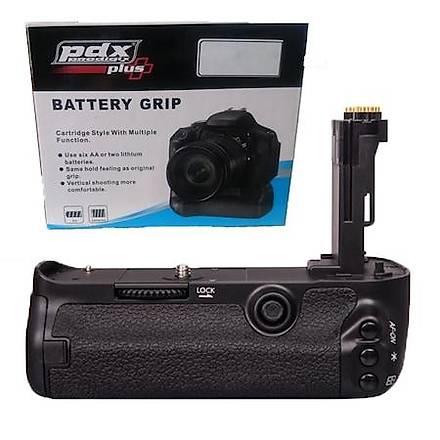 Canon 5D Mark 4 IV PDX Battery Grip ( Çift Batarya Kullanma )