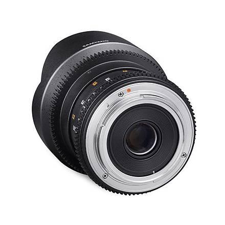 Samyang VDSLR 14mm T3.1 ED AS IF UMC Sony Uyumlu Lens