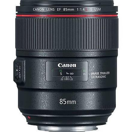 Canon EF 85mm F1.4L IS USM Lens Ýthalatcý Garantili