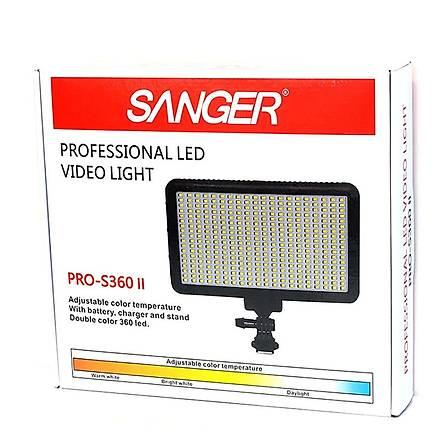 Sanger PRO-S360 II 360 Ledli Kamera Iþýðý