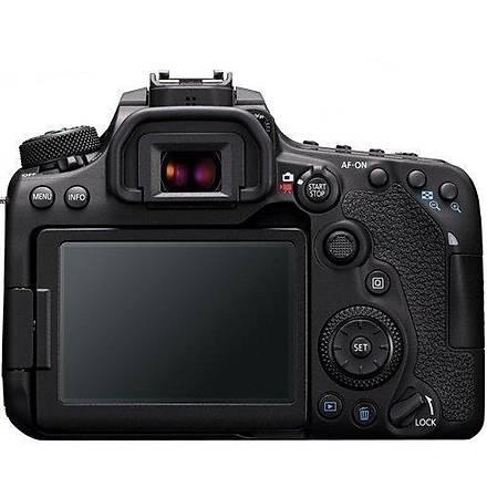Canon EOS 90D Body 18-55mm IS STM Lens Kit Eurasia Garantili