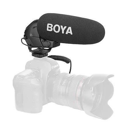 Boya BY-BM3031 Vlogger Prof. Shotgun DSLR Tepe Mikrofonu