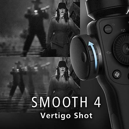 Zhiyun-Tech Smooth-4 Telefon Gimbalý (Black)