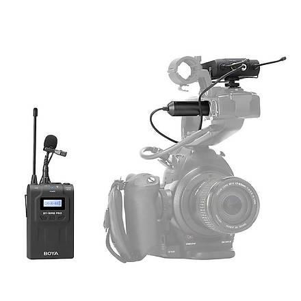 Boya BY-WM8 Pro Kit-1 Profesyonel Kablosuz Mikrofon