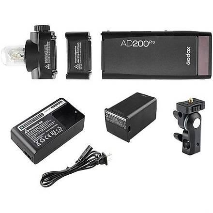Godox AD200Pro Mobil Flaþ (200Watt) Basic Kit