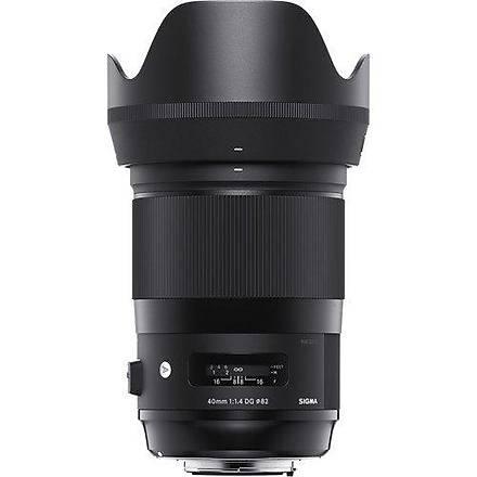 Sigma 40mm f/1.4 DG HSM Art Lens for Nikon
