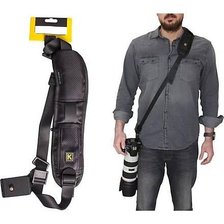 Nikon Dslr Profesyonel Fotoðraf Makineleri Ýçin Tekli Omuz Askýsý