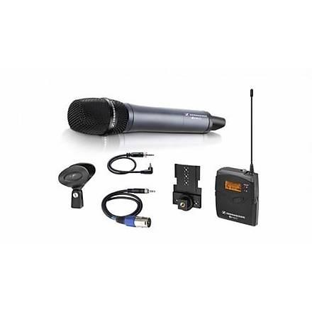 Sennheiser Ew135p-G4 El Tipi Kamera Telsiz Mikrofon Seti