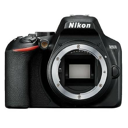 Nikon D3500 18-140mm VR Lensli Fotoðraf Makinesi