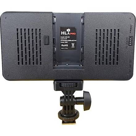 HLYPRO LED 228 Profesyonel Kamera Iþýðý