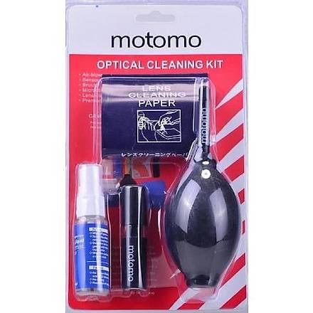 Motomo 7in1 Lens Temizleme Seti Temizlik Kiti Canon,Nikon,Sony vs