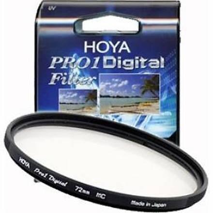 Hoya 55mm UV (Ultraviyole) Pro1 Digital Multi Coated Slim Filtre