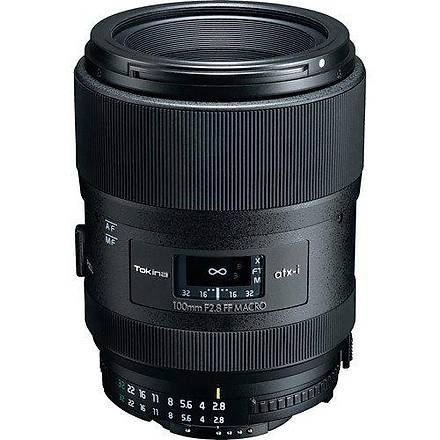 Tokina 100mm atx-i f/2.8 FF Macro Lens (Canon)