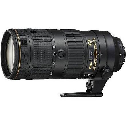 Nikon AF-S 70-200mm f/2.8E FL ED VR Lens