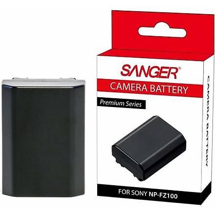 Sanger Sony NP-FZ100 Batarya (A7 Iii , A7 Riii , A9)