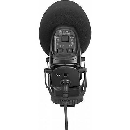 Boya BY-BM3032 Prof. Shotgun Mikrofon