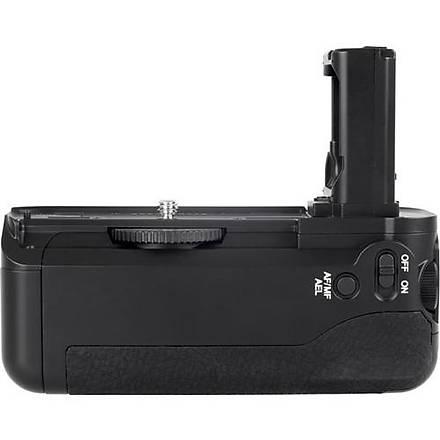 MeiKe Sony A7, A7R, A7S Ýçin MeiKe MK-AR7 Battery Grip + 1 Ad. NP-FW50 Batarya