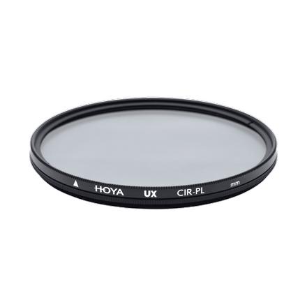 Hoya 77mm CPL (Circular Polarize) UX Slim Filtre